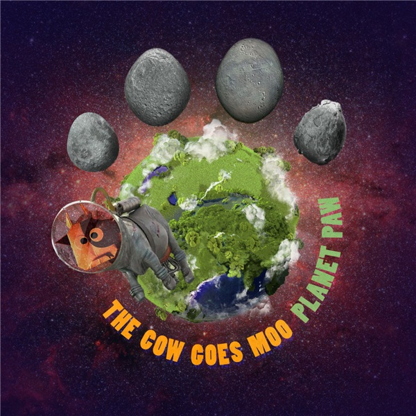 The Cow Goes Moo - Planet Paw