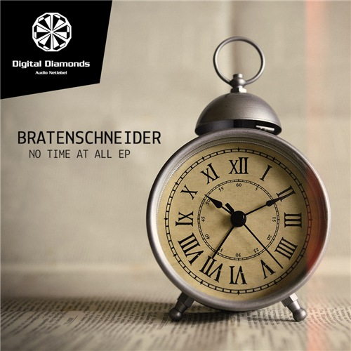 Bratenschneider - No Time At All EP