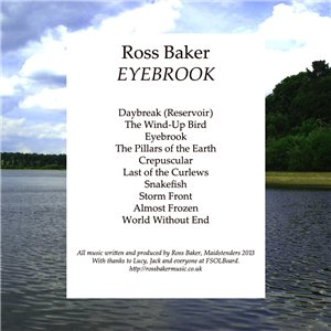 Ross Baker - Eyebrook