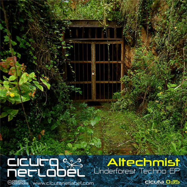 Altechmist – Underforest Techno EP