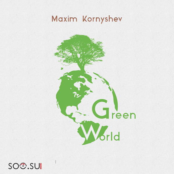 Maxim Kornyshev - Green World